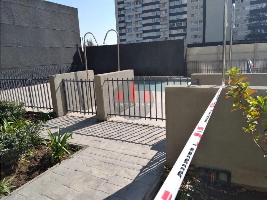 se arrienda departamento 2d 2b en macul metro las torres