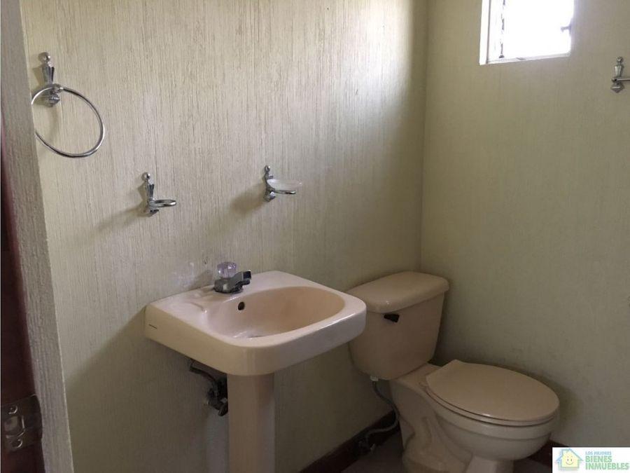 casa en alquiler en condominio pinar del rio xela