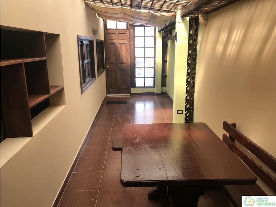 apartamento amueblado zona 3 quetzaltenango