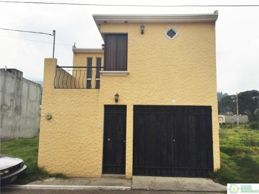 casa en venta en prados del encinal z 10 xela