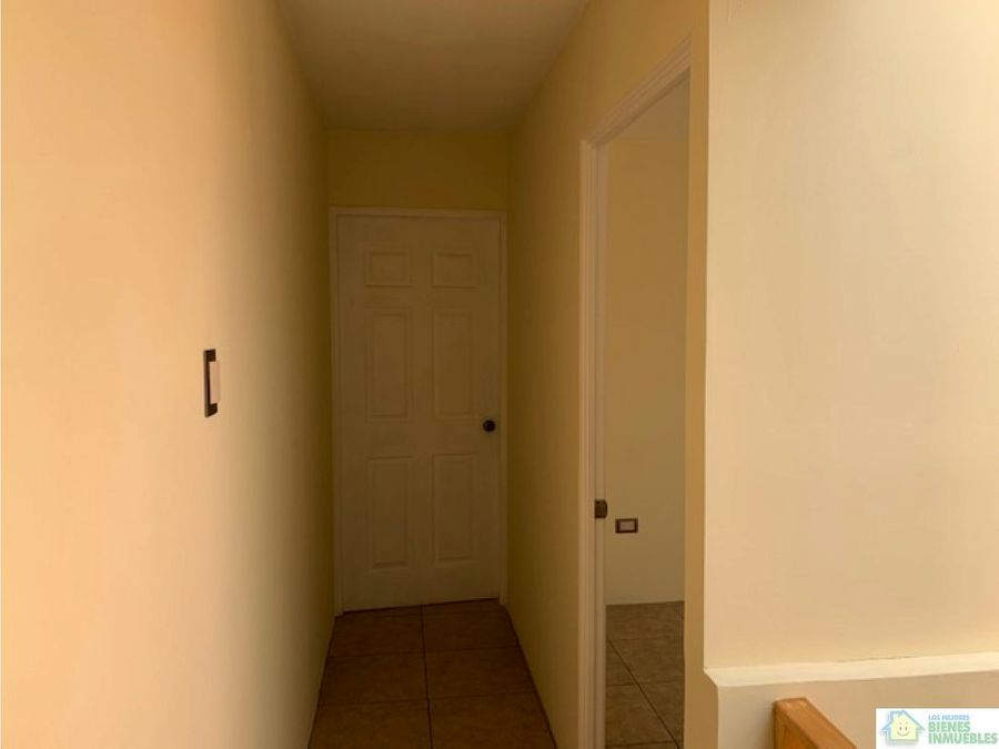 casa en alquiler en condominio zona 8 xela