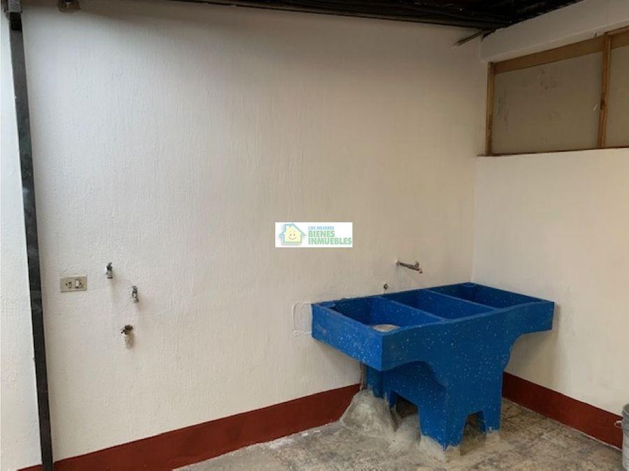 casa de un nivel en alquiler zona 3 quetzaltenango