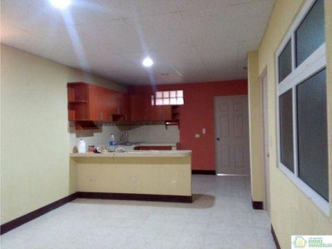 apartamento en alquiler en condominio xela