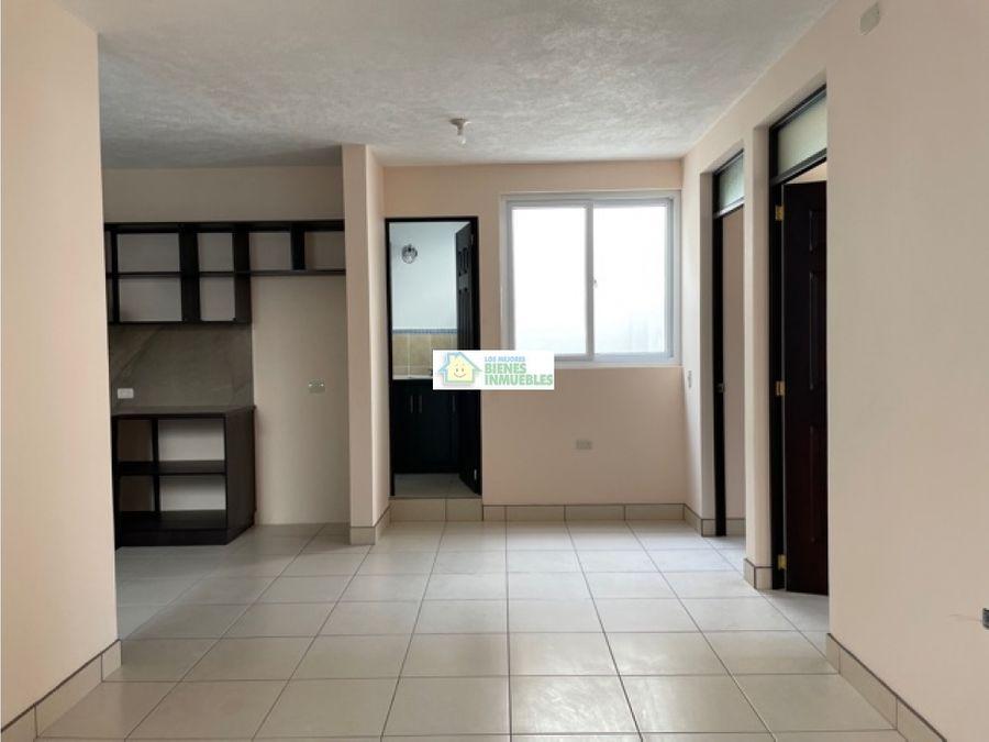 apartamentos en alquiler en condominio zona 6 xela