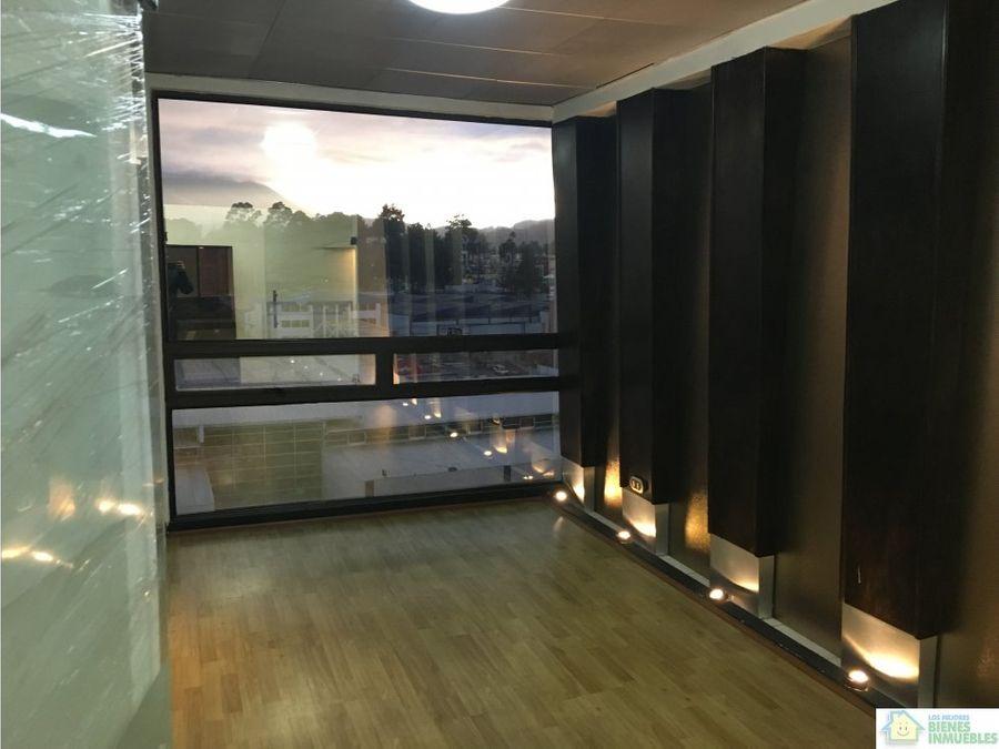 oficina tabicada en alquiler en torre pradera xela
