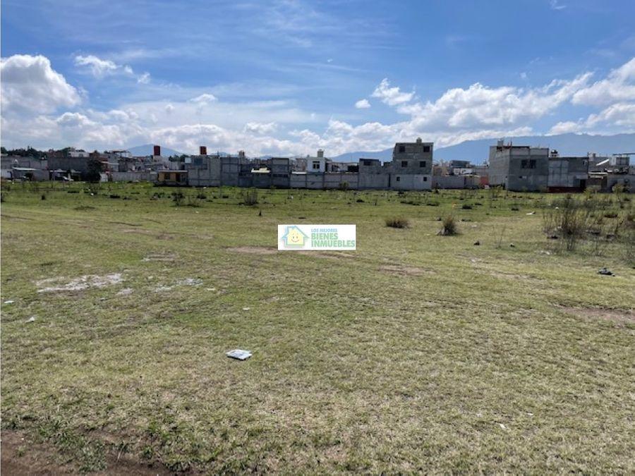 lote rustico en venta en zona 11 quetzaltenango