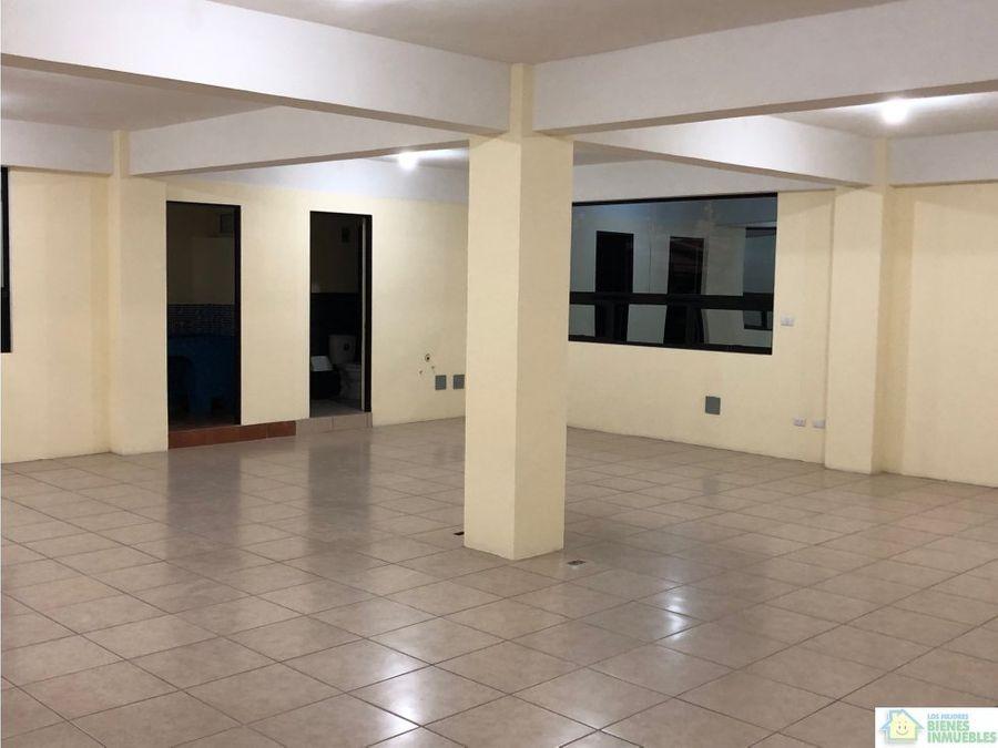 oficina amplia en alquiler en la zona 3 xela