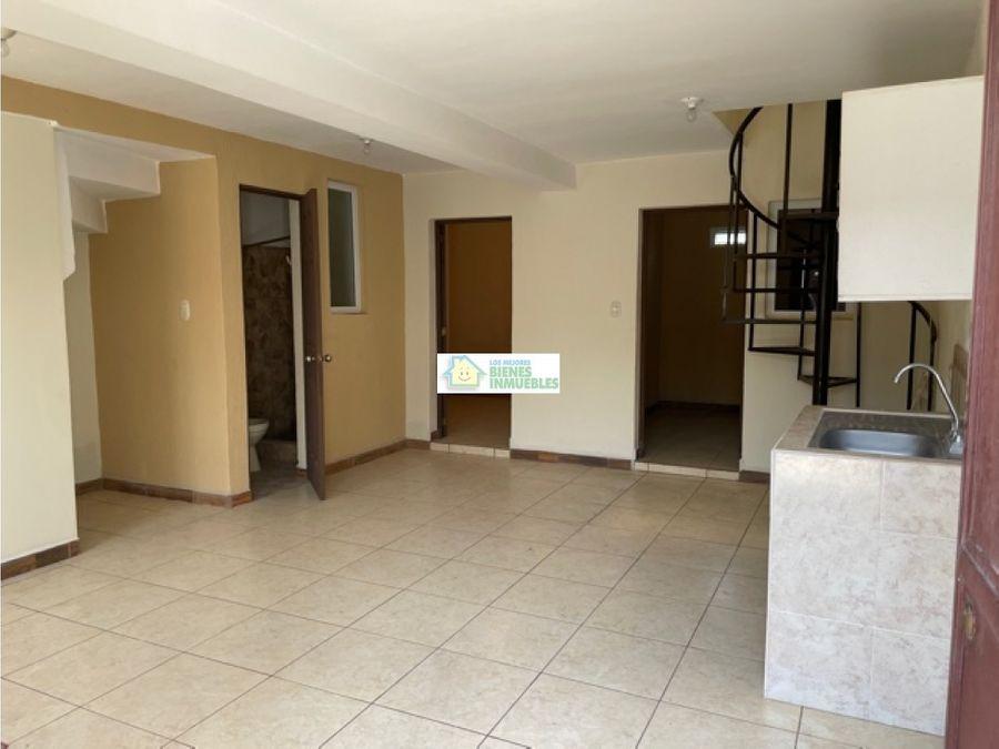apartamento en alquiler zona 1 sin parqueo xela
