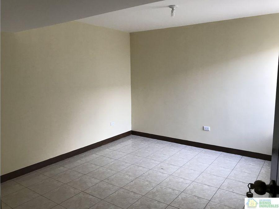 bonito apartamento en alquiler 4 zona 2 xela
