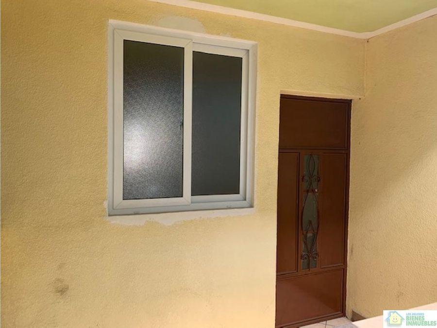 apartamento en alquiler cerca usac quetzaltenango