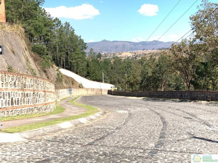 lotes en venta en xela gardens quetzaltenango