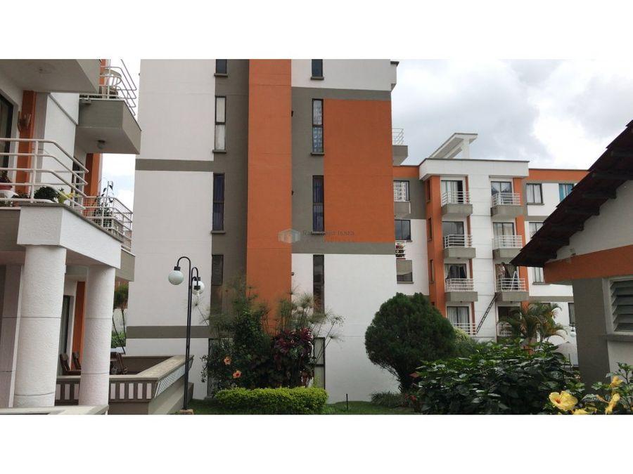 venta de apartamento palmas de sorrento armenia