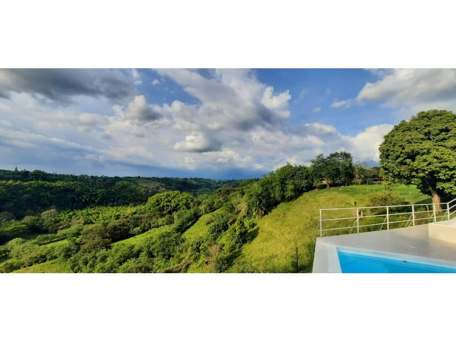 venta casa campestre desarrollo turistico en el quindio