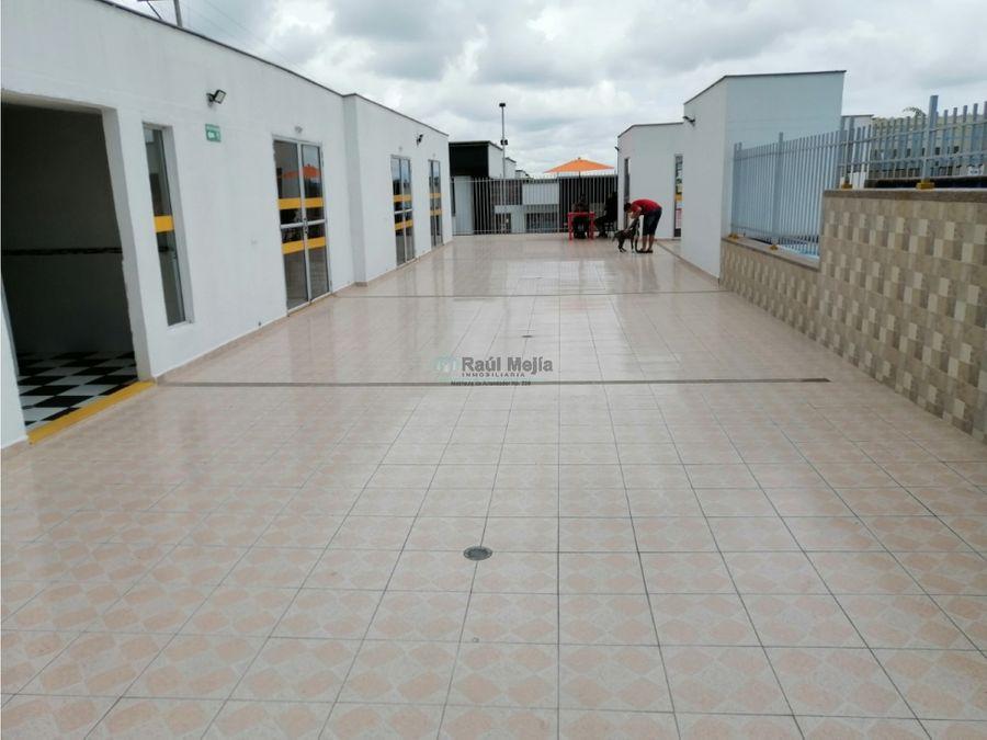 apartamento en venta sector de puerto espejo caminos de cocora