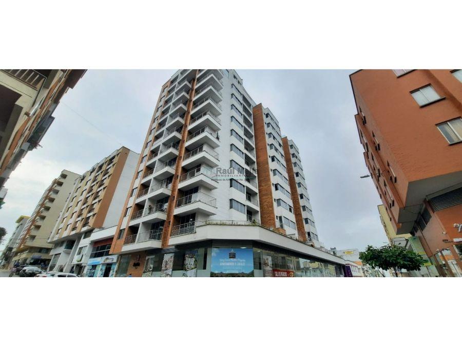 venta apartamento sector parque sucre armenia q