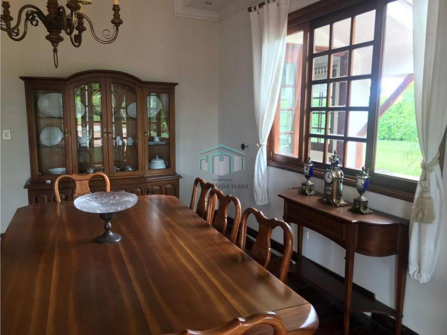 vendo casa campestre via eden armenia quindio