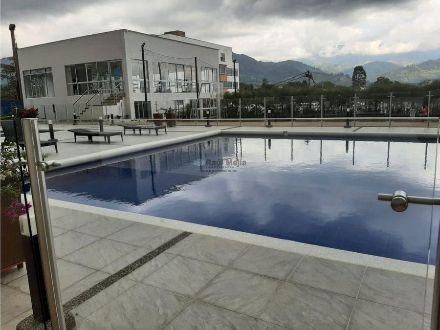 vendo apartamento para estrenar al norte de armenia av bolivar