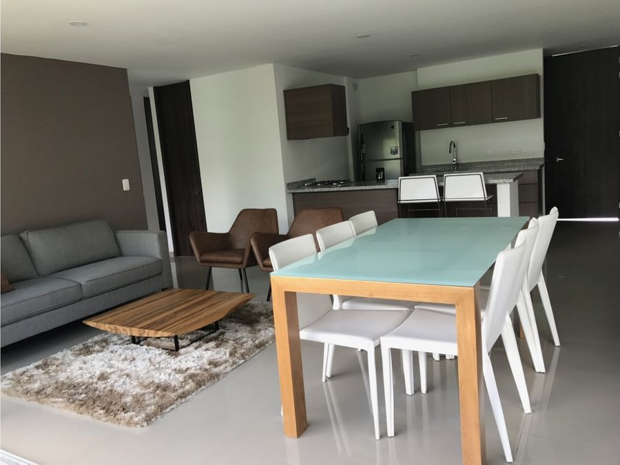vendo apartamento de proyecto nuevo av 19 norte de armenia x 58 m2