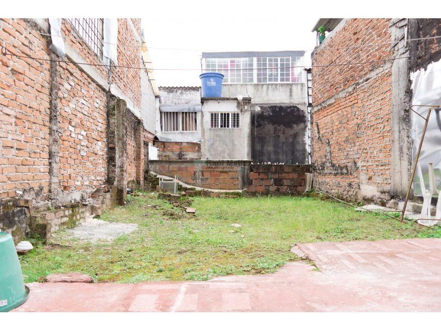 vendo casa en el barrio granada en armenia con lote para ampliacion
