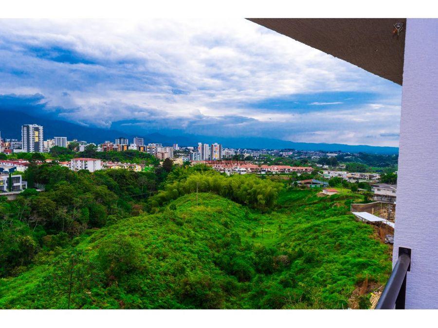 venta de apartamento en los ocobos en el norte de armenia