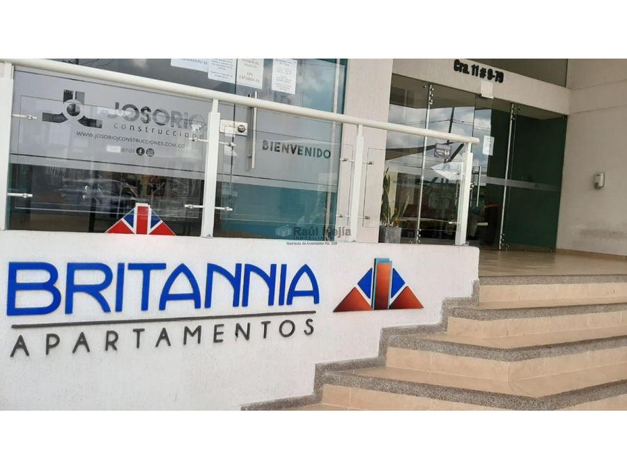 arriendo apartamento ed britannia armenia