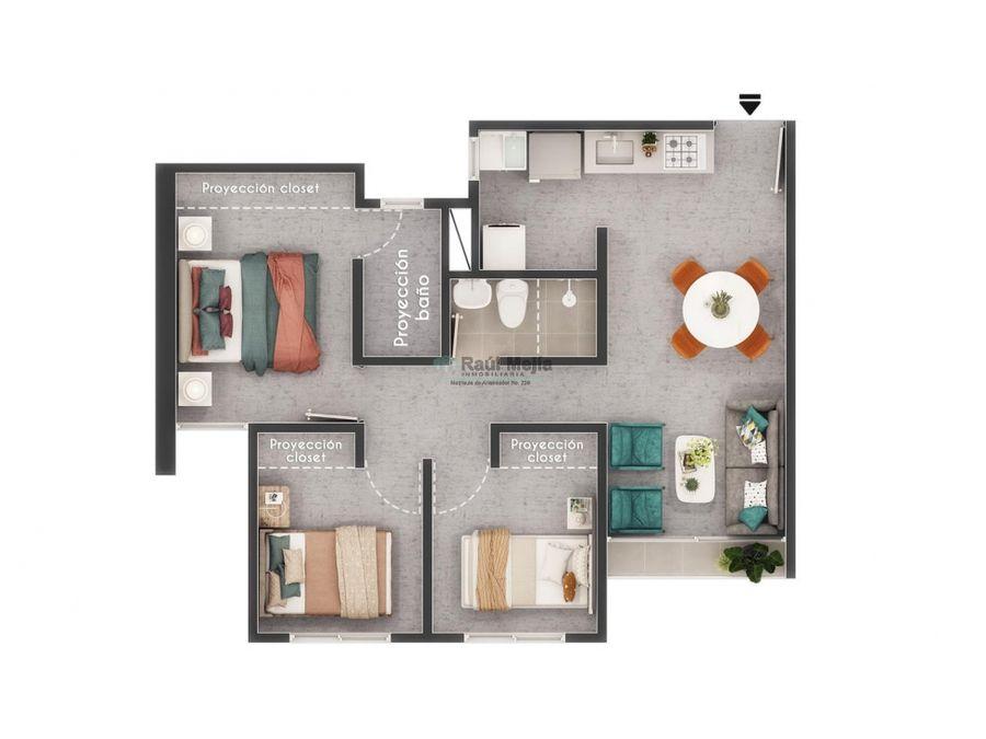mediterraneo venta de apartamentos vis av 19 n armenia