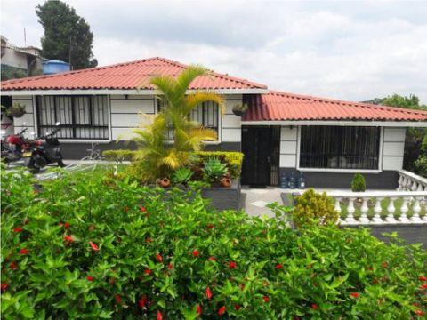 venta de casa campestre en circasia