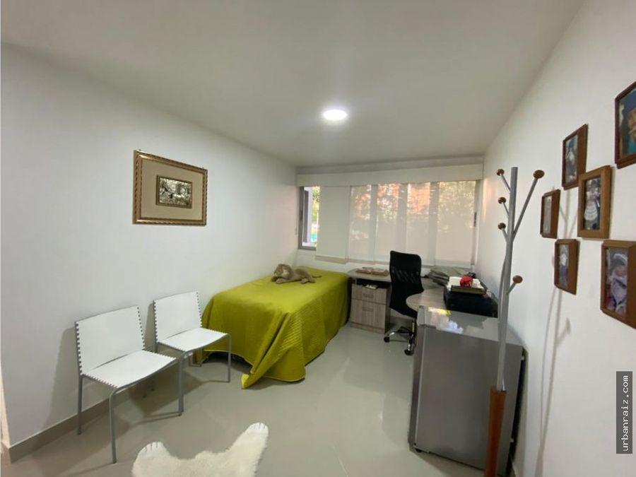 apartamento remodelado en la loma del tesoro el poblado