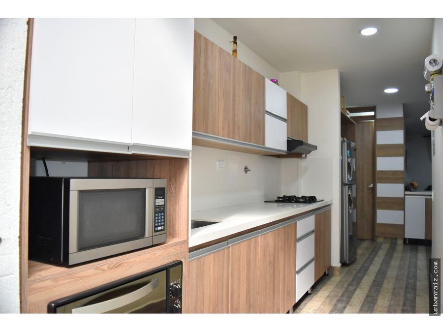 apartamento sin escalas sin adm 3 habitaciones antejardin