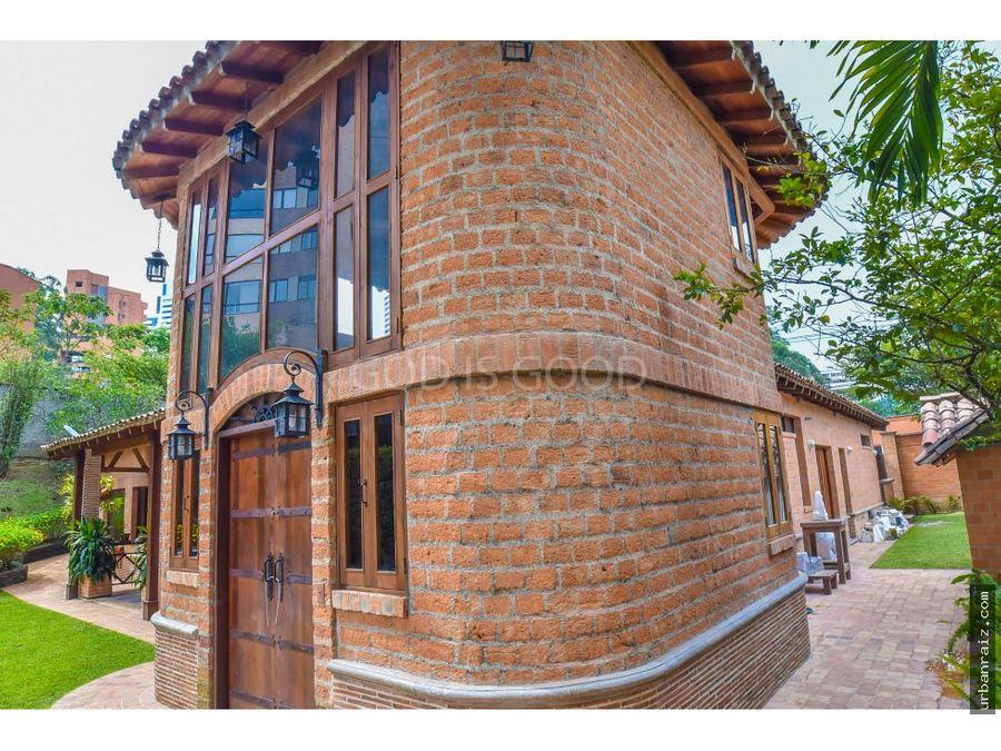 casa en el poblado el campestre