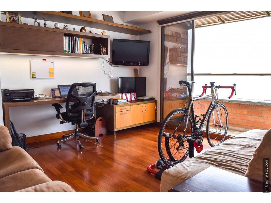 penthouse duplex venta poblado medellin cerca al lleras