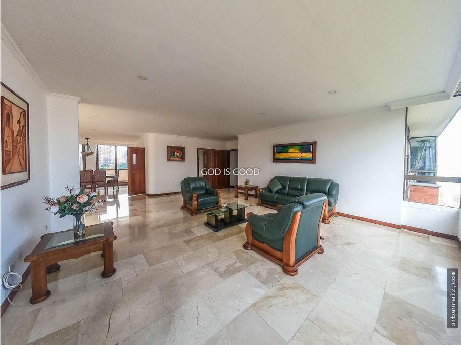 vendo penthouse duplex el poblado el tesoro 370 m2