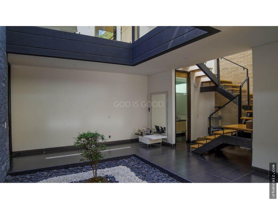 casa moderna en envigado san lucas oportunidad