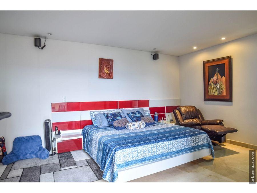 apartamento en el poblado castropol 175m2 3 hab