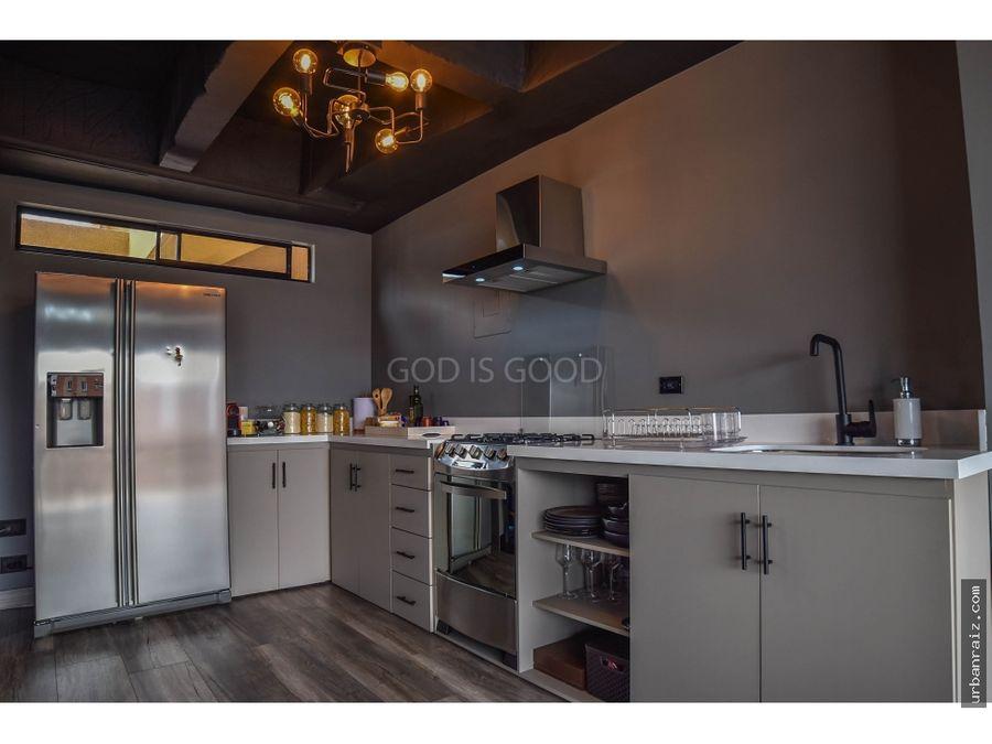 apartamento moderno concepto industrial 3 habitaciones 2 banos