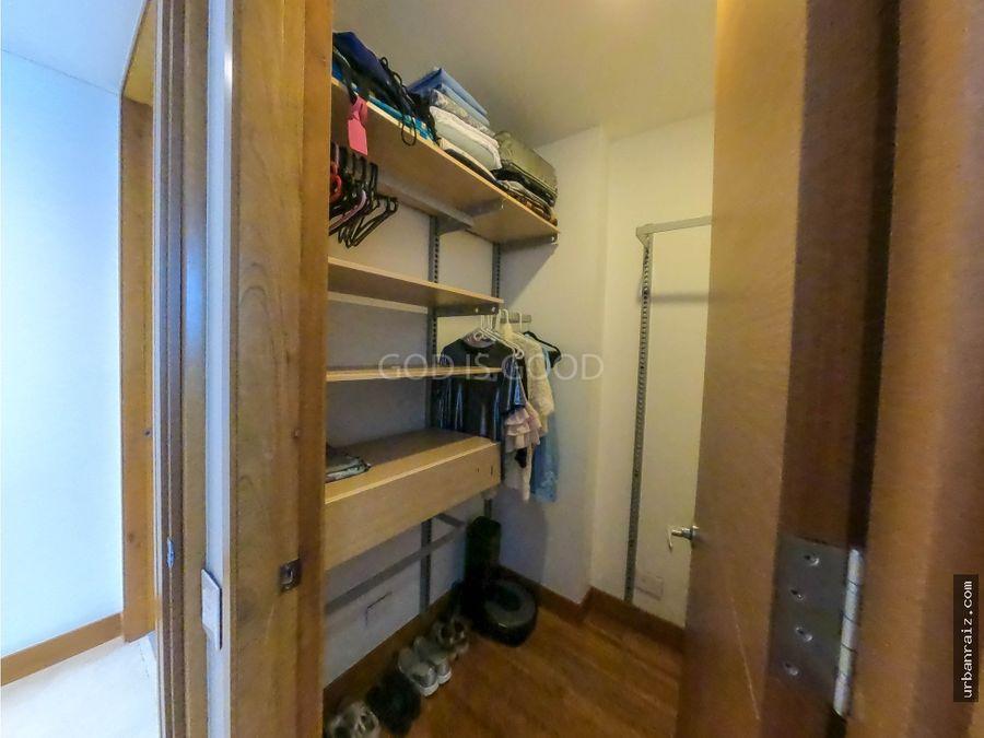 apartamento en el poblado el tesoro 3 ha 2 balcones 4 parq