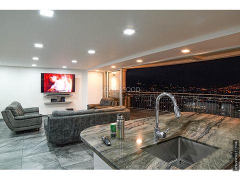 penthouse en super precio sabaneta moderno