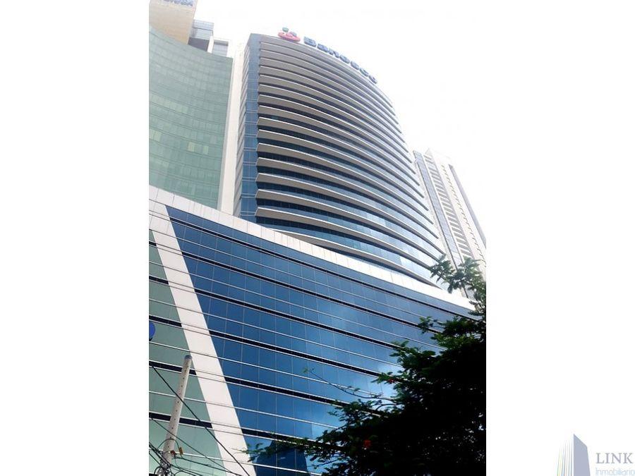 oficina en alquiler o venta torre banesco marbella