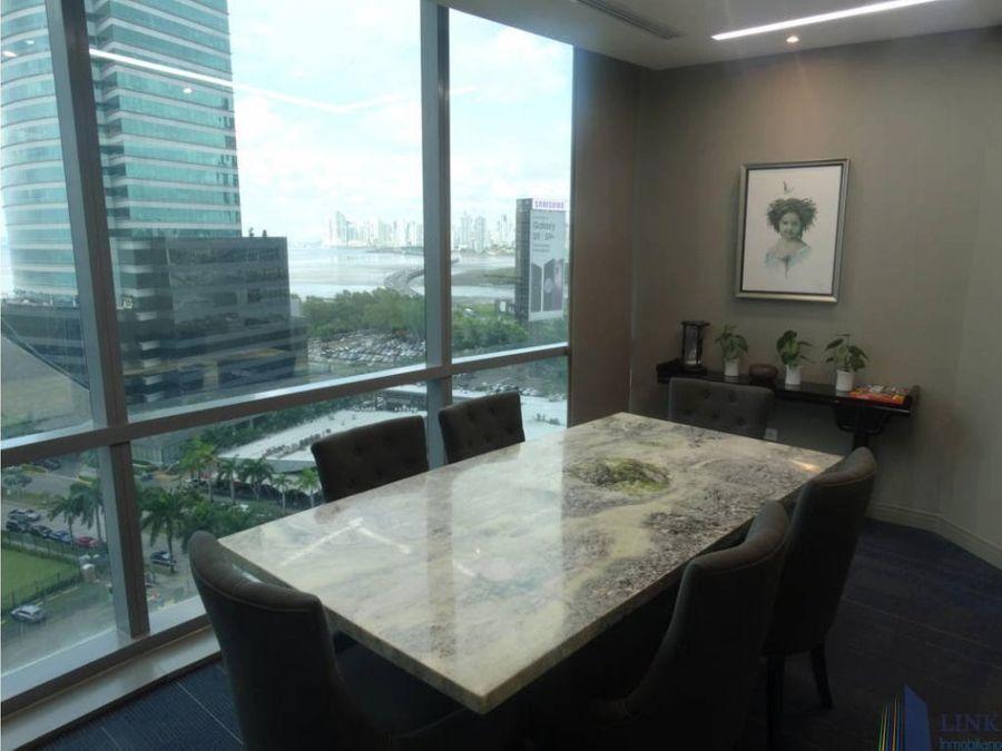 oficina en financial park costa del este ofertable