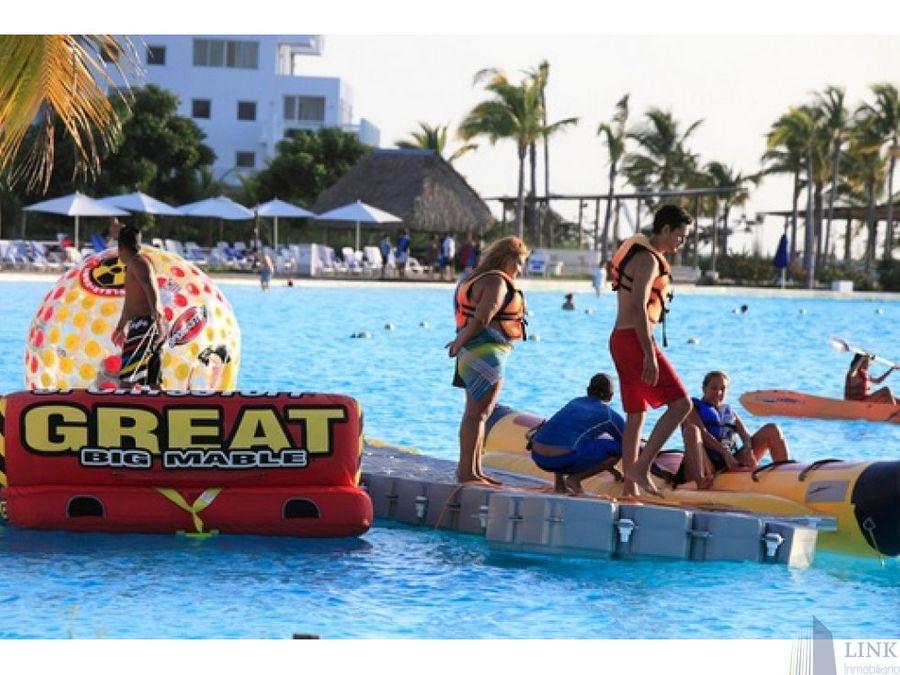 playa blanca coral park 3 recamaras en venta
