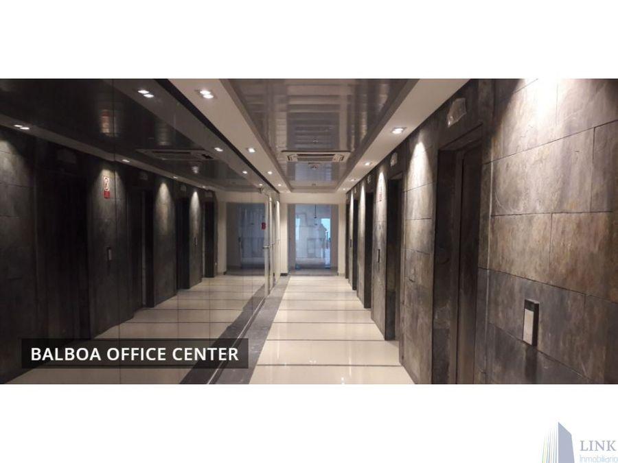balboa oficce center avenida balboa