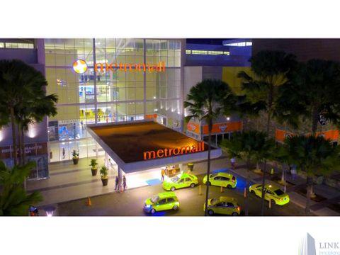 amplio local comercial en metromall