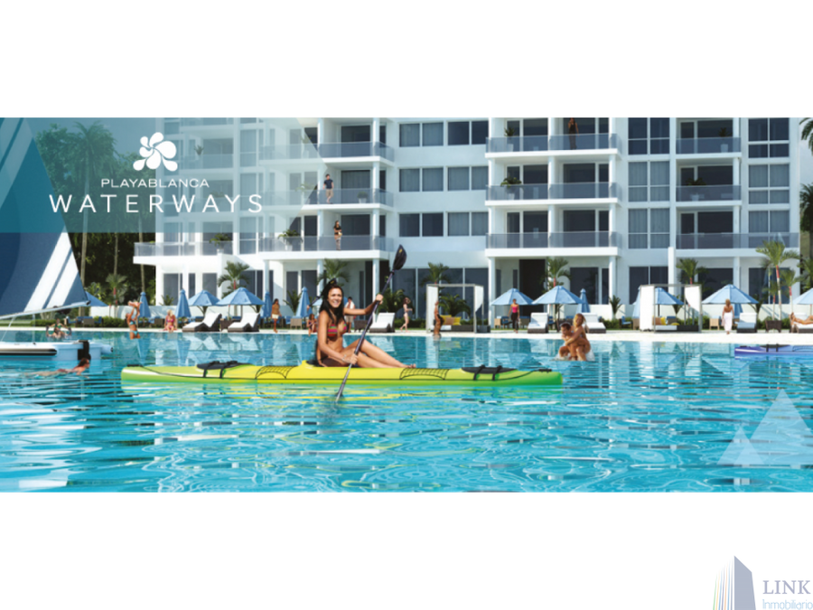 playa blanca waterways i 3 recamaras