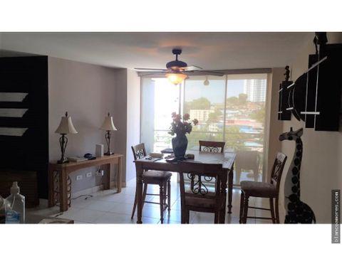 alquiler apartamento pueblo nuevo 3 recamaras amoblado 700