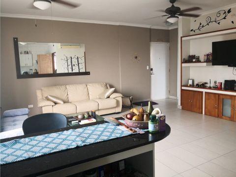 venta apartamento el cangrejo 1 recamara linea blanca incluida 139000