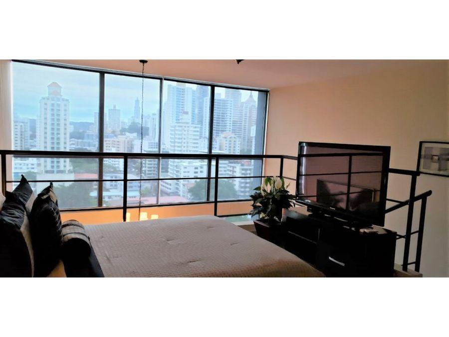 alquiler apartamento en el cangrejo ph vitro loft 1300