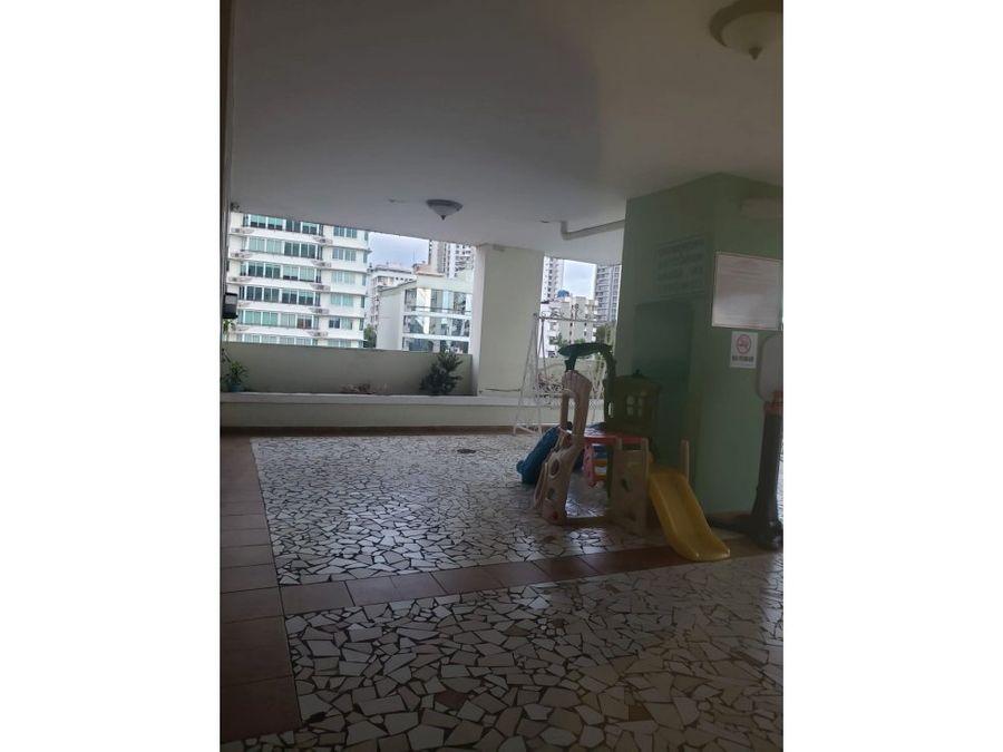 alquiler en via argentina 3 recamaras amoblado ph plaza 77 1000