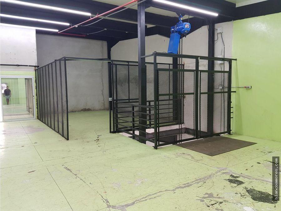 id3604 galera 2 niv en venta 420 mts2 669000