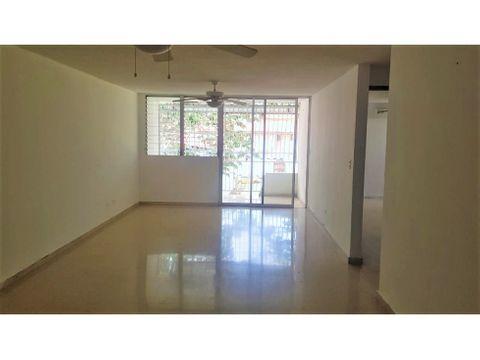 alquiler apartamento bella vista 2 recamaras vacio 750