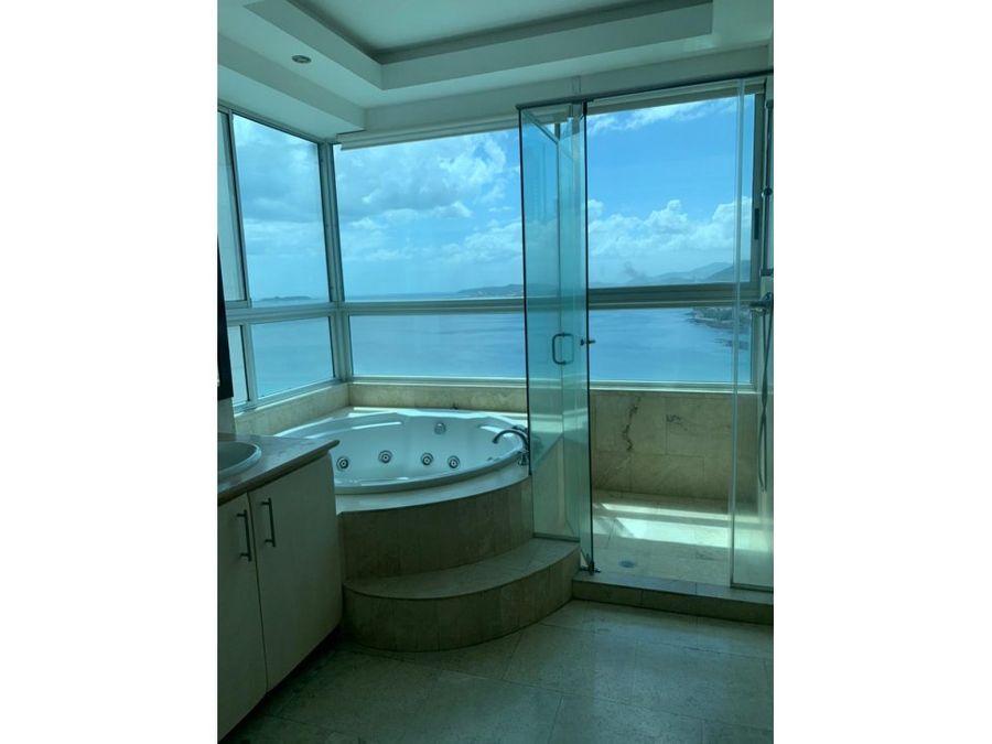 alquiler punta pacifica linea blanca frente al mar ph aquamare 3400